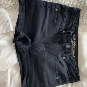 American Eagle Outfitters Shorts - NWOT AE Next Level Stretch Black Shorts